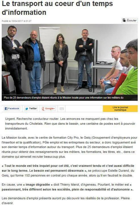 rencontres emploi formation insertion